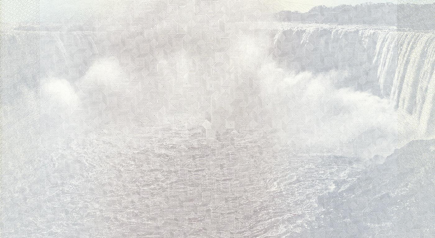 Jesse Chun,  Landscape #7 , Archival Inkjet Print, 32 x 55 inches