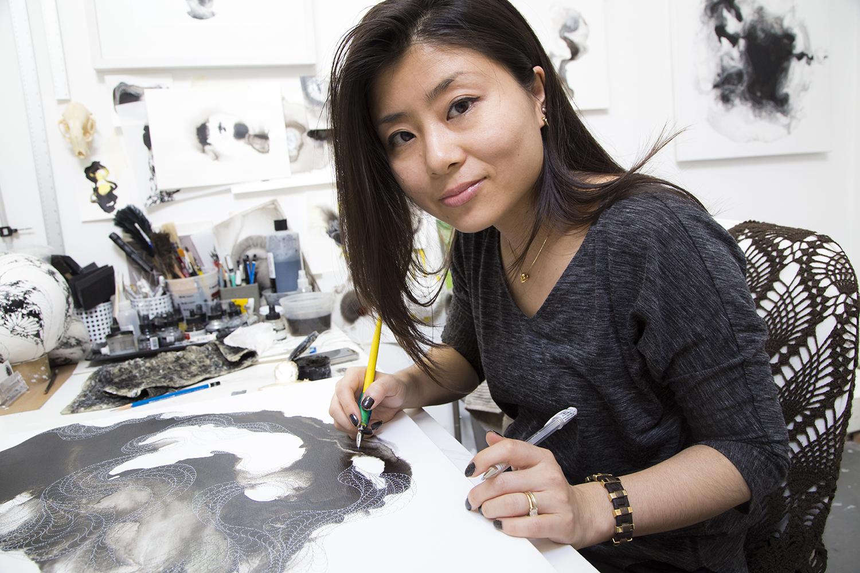 Artist Ai Campbell for Arts Gowanus