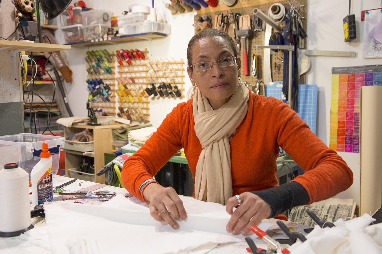 Artist Mahalia Stines for Arts Gowanus
