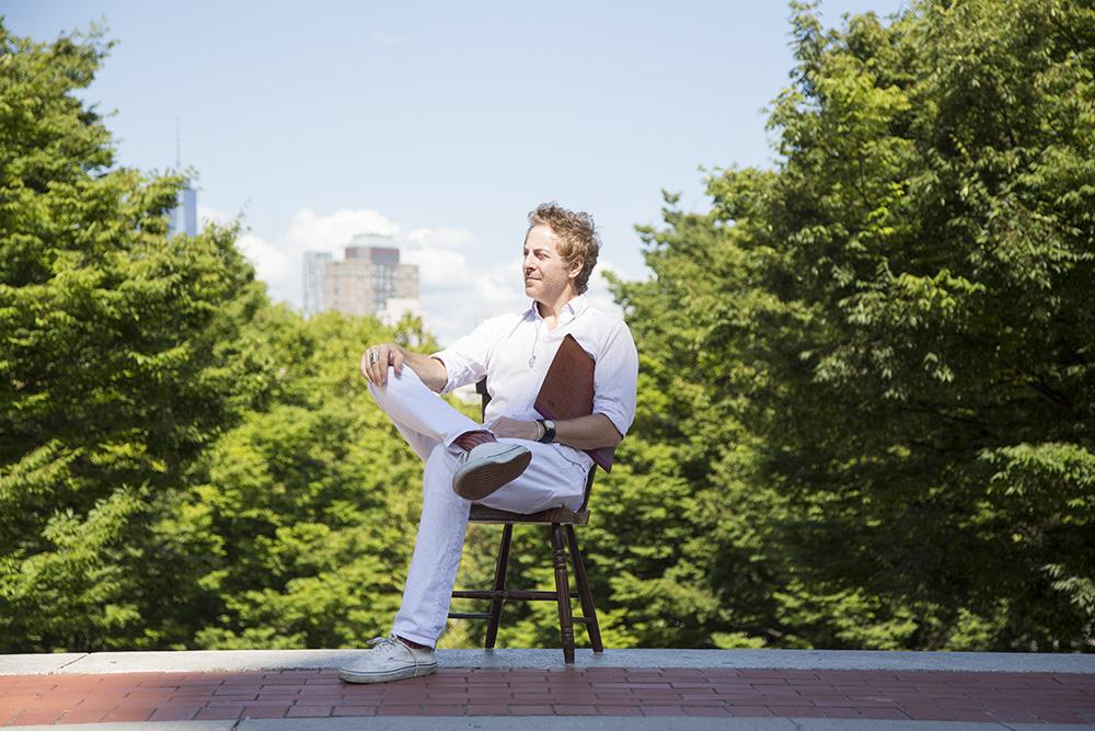 Musician Andrew Vladeck