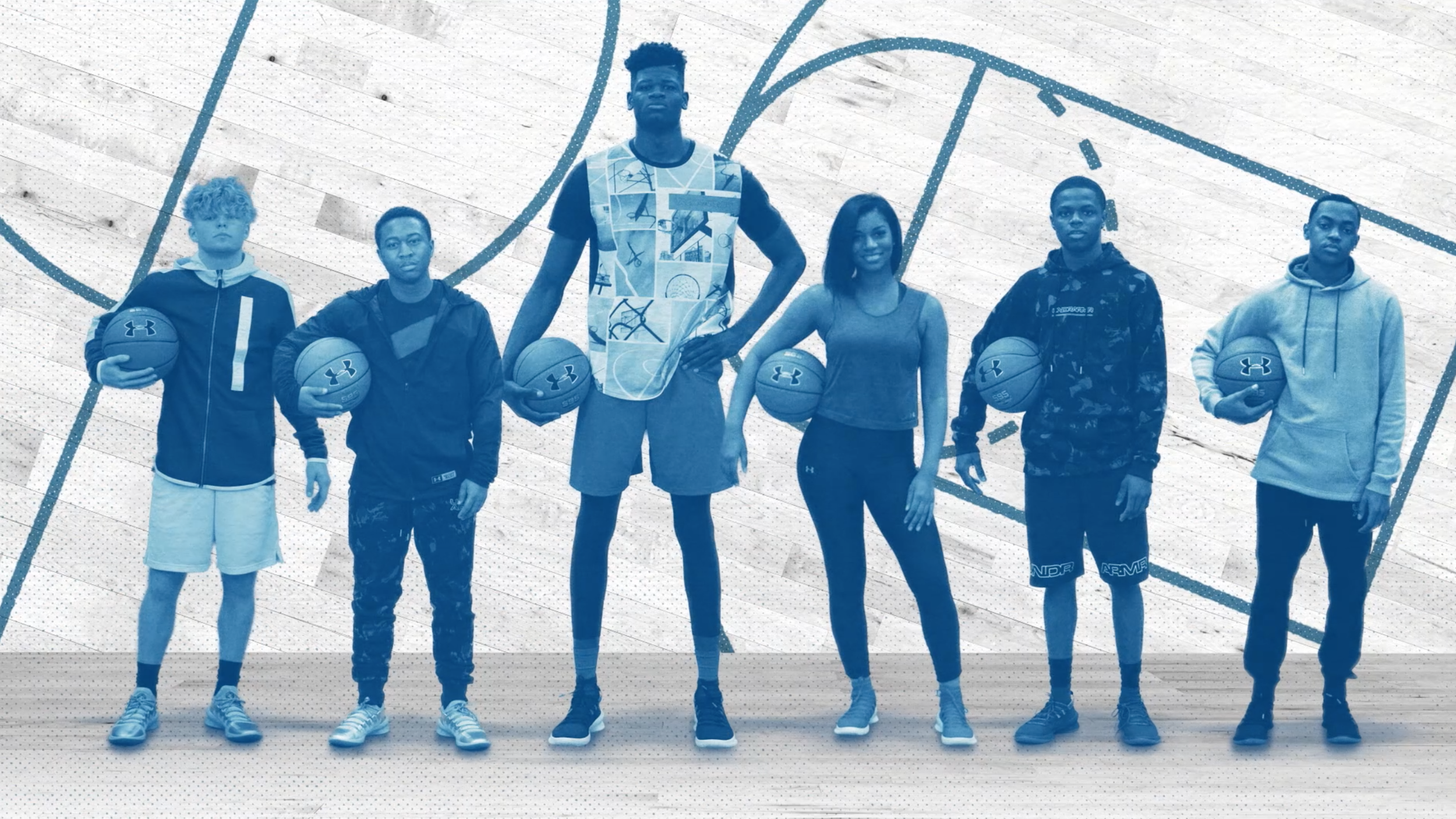 Under Armour | Shoot Your Shot Series