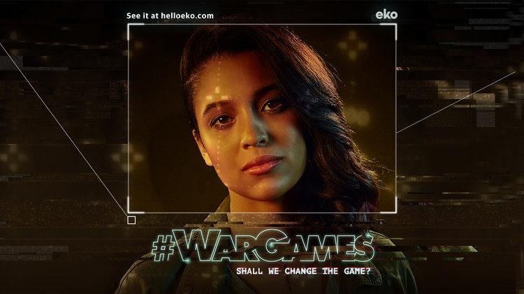 #WarGames | Hero Posters