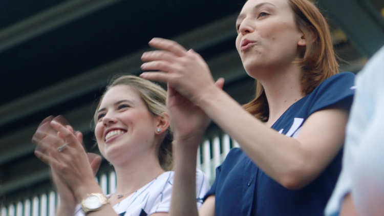 Yankees | Pinstripes TVC