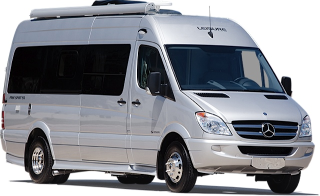 Built on the Dually (four wheels in the rear) Sprinter chassis, the BlissRV Mercedes is stable, solid and quiet cruising to your destination.