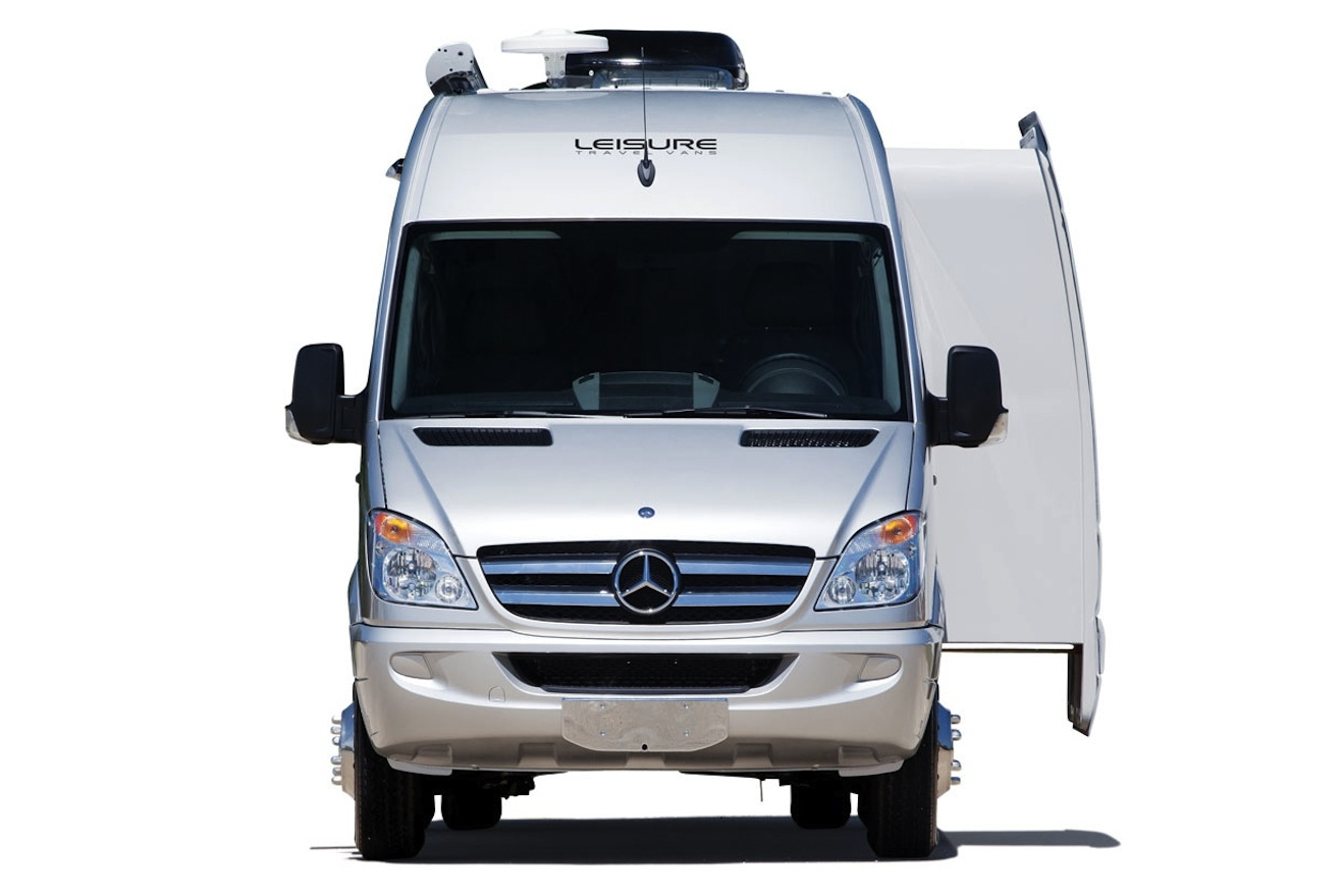2014 Leisure Travel Vans Free Spirit SS - with slide out. The only Class B with a slide out.
