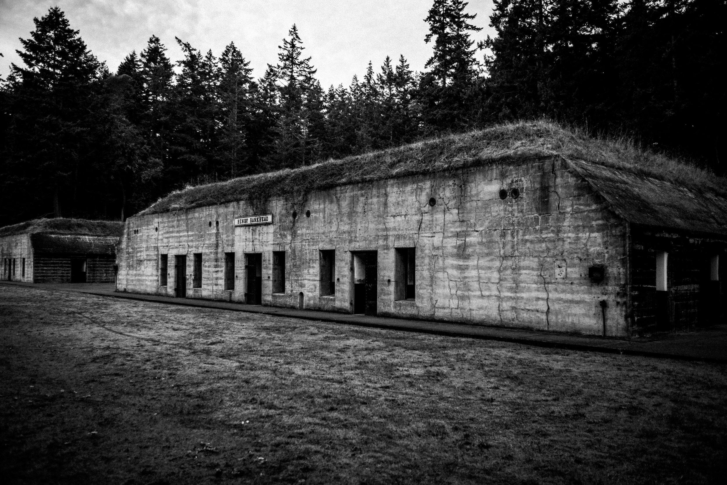 Fort Flagler State Park; Nordland, WA (Today)