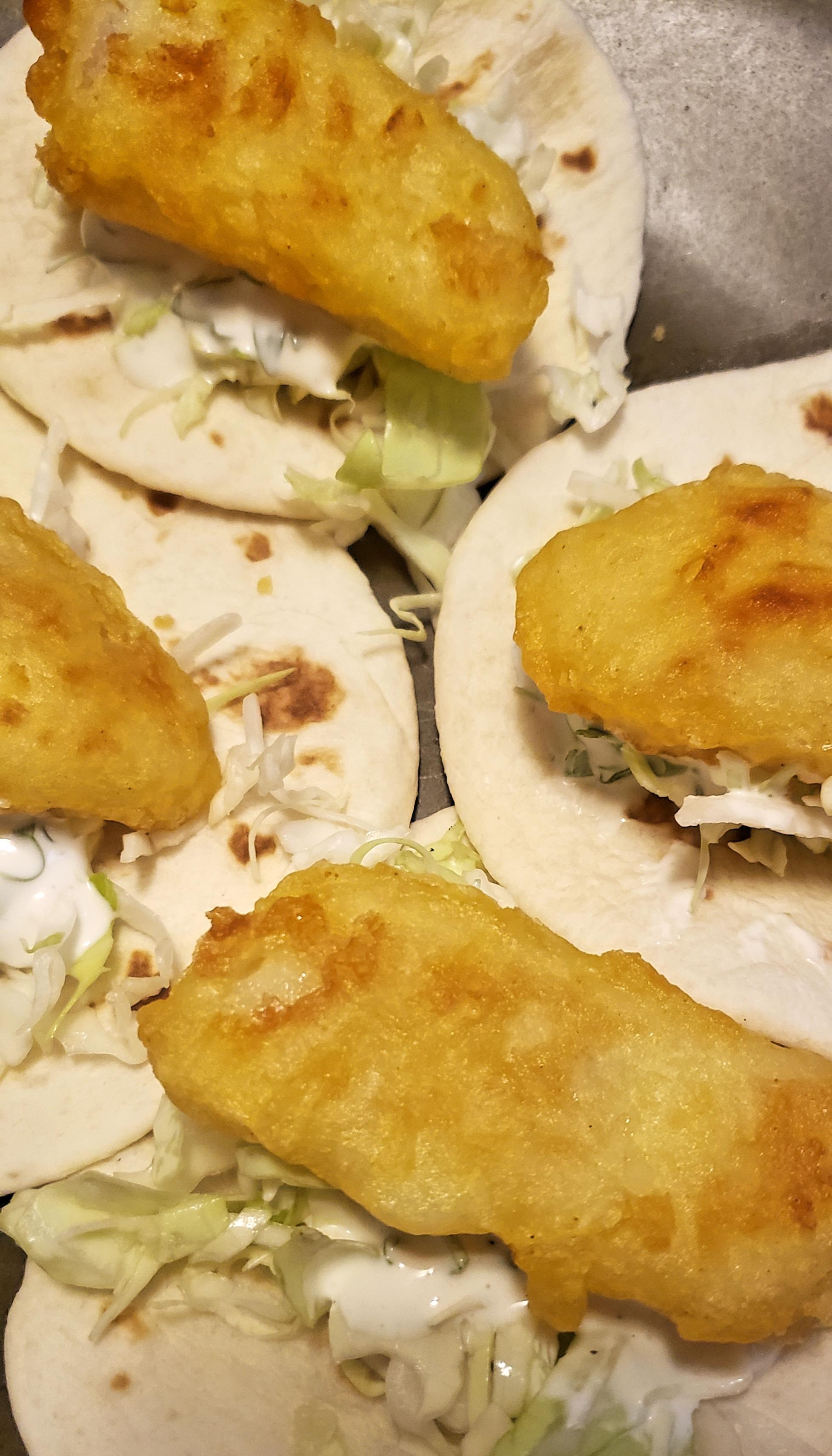 Authentic FinnMex Tacos