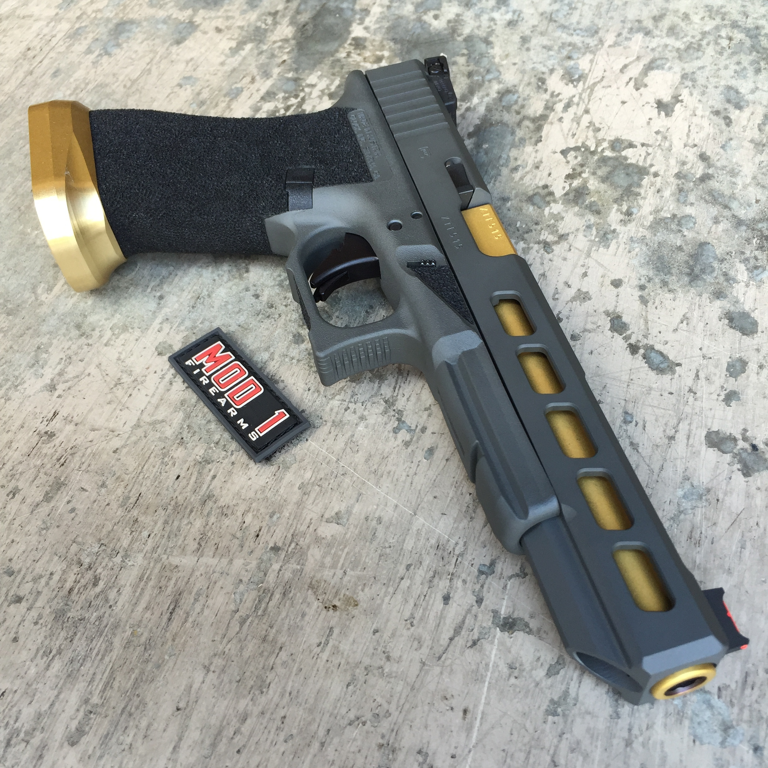 G17L JG3G Finished In Sig Dark Gray