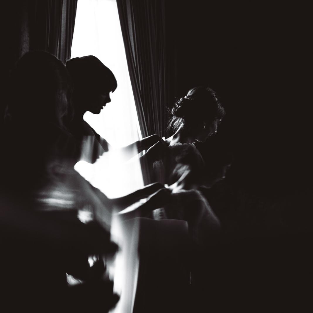wedding_silouhette