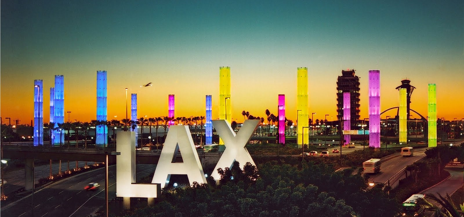 lax airport westchester