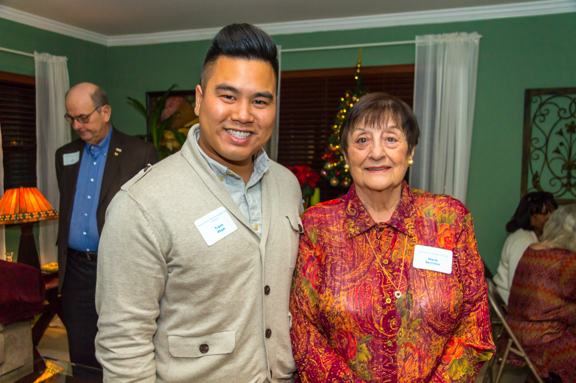 Westchester-Playa Democratic Club Holiday Party 2015 -3.jpg