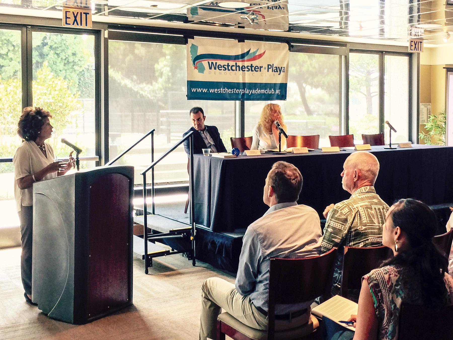 Westchester Playa Democratic Club Water Forum-22.jpg