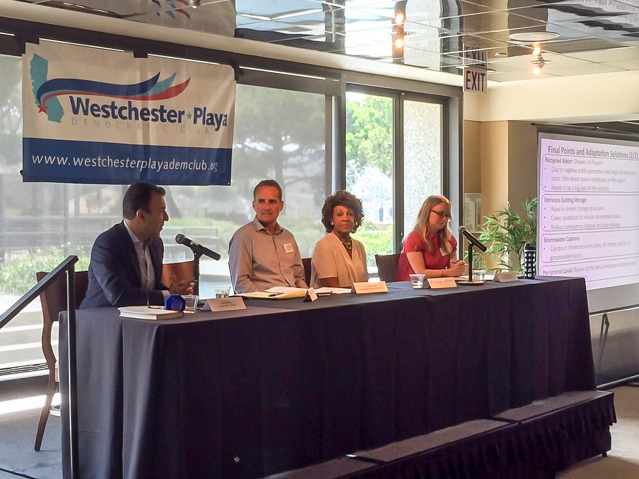 Westchester Playa Democratic Club Water Forum-26.jpg