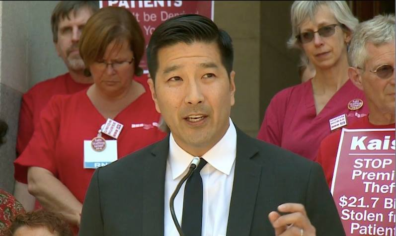 Dr. Paul Y. Song — Co-Chair of the Campaign for a Healthy California & Board Member of Physicians for a National Health Program