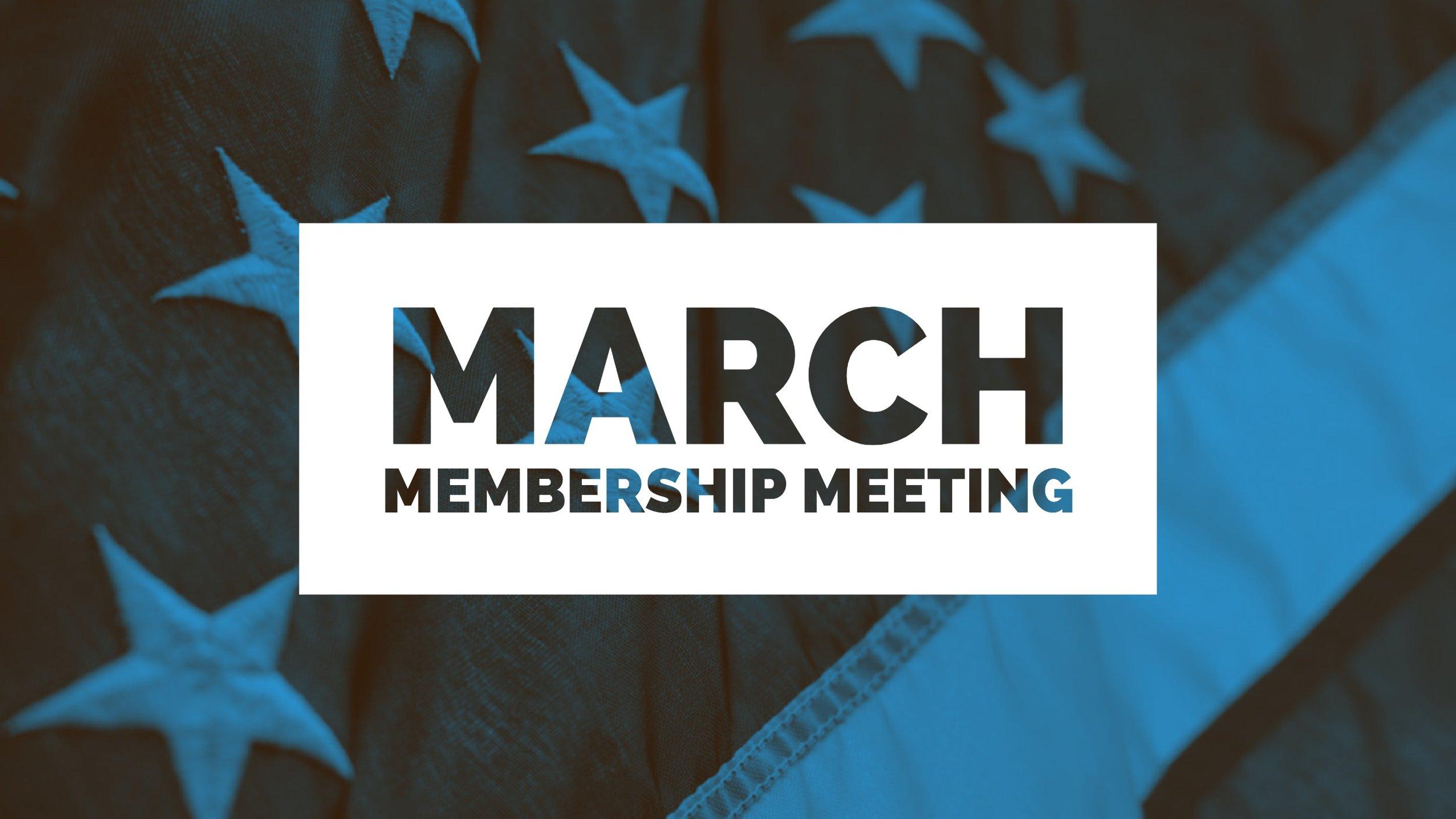 march club meeting