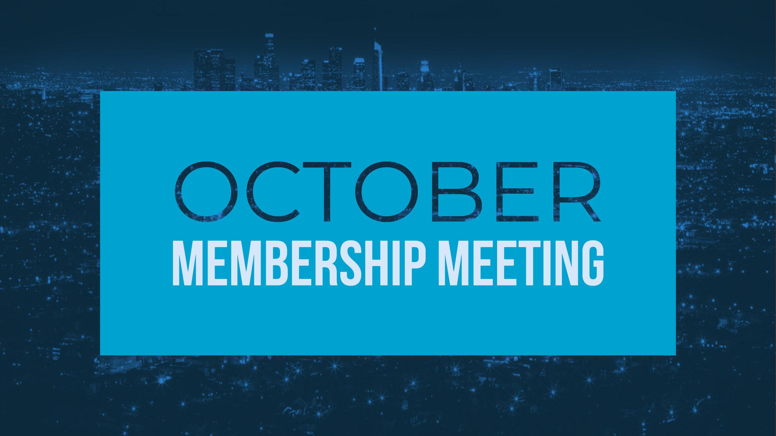 democratic club meeting 2018