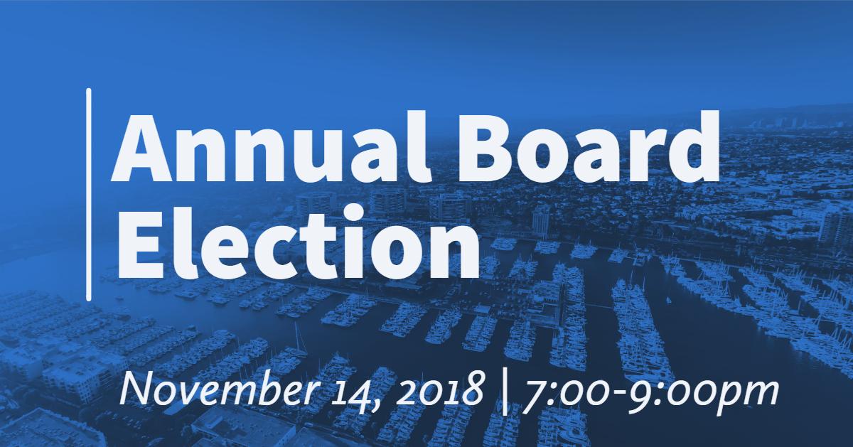 democratic club board election