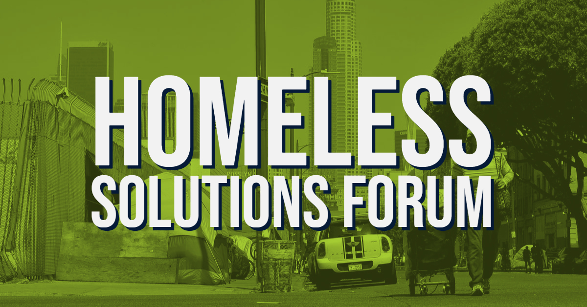 los angeles homeless forum