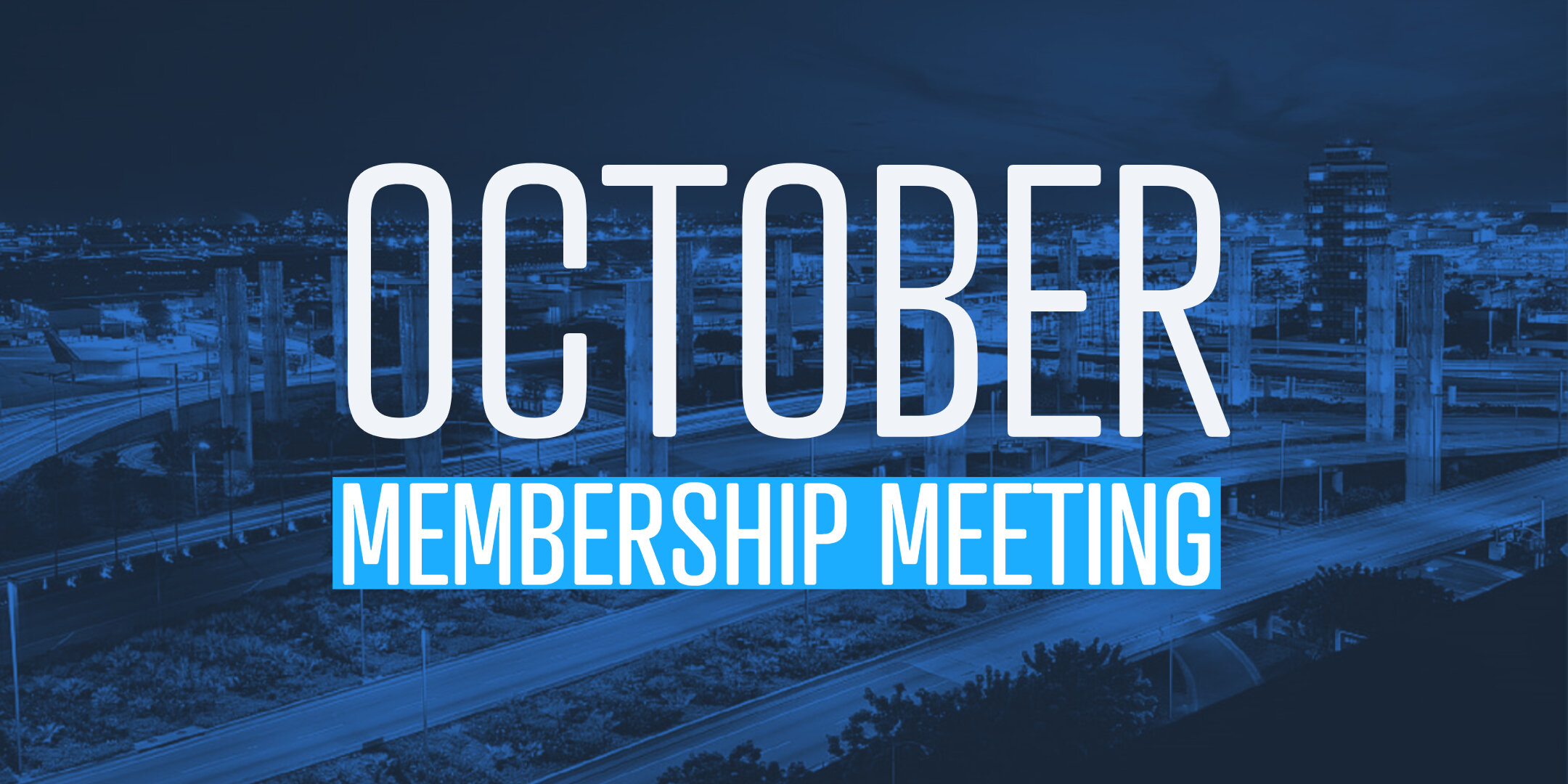 democratic club october 2019