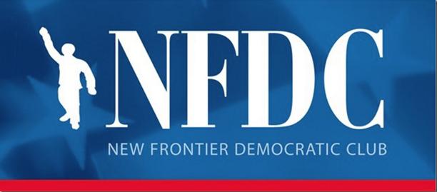 new frontier democratic club logo