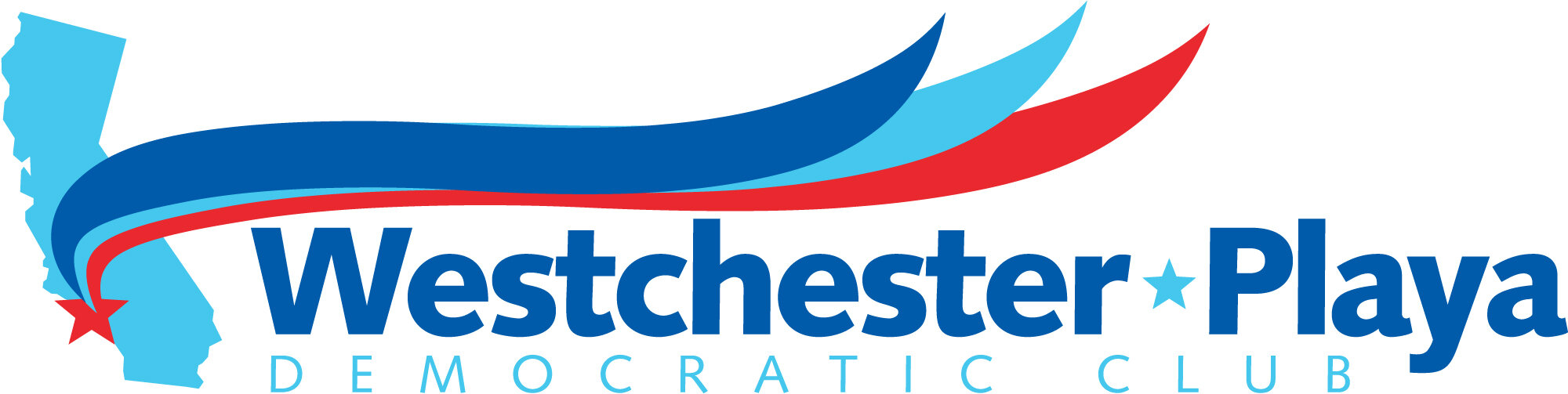 westchester playa democratic club logo