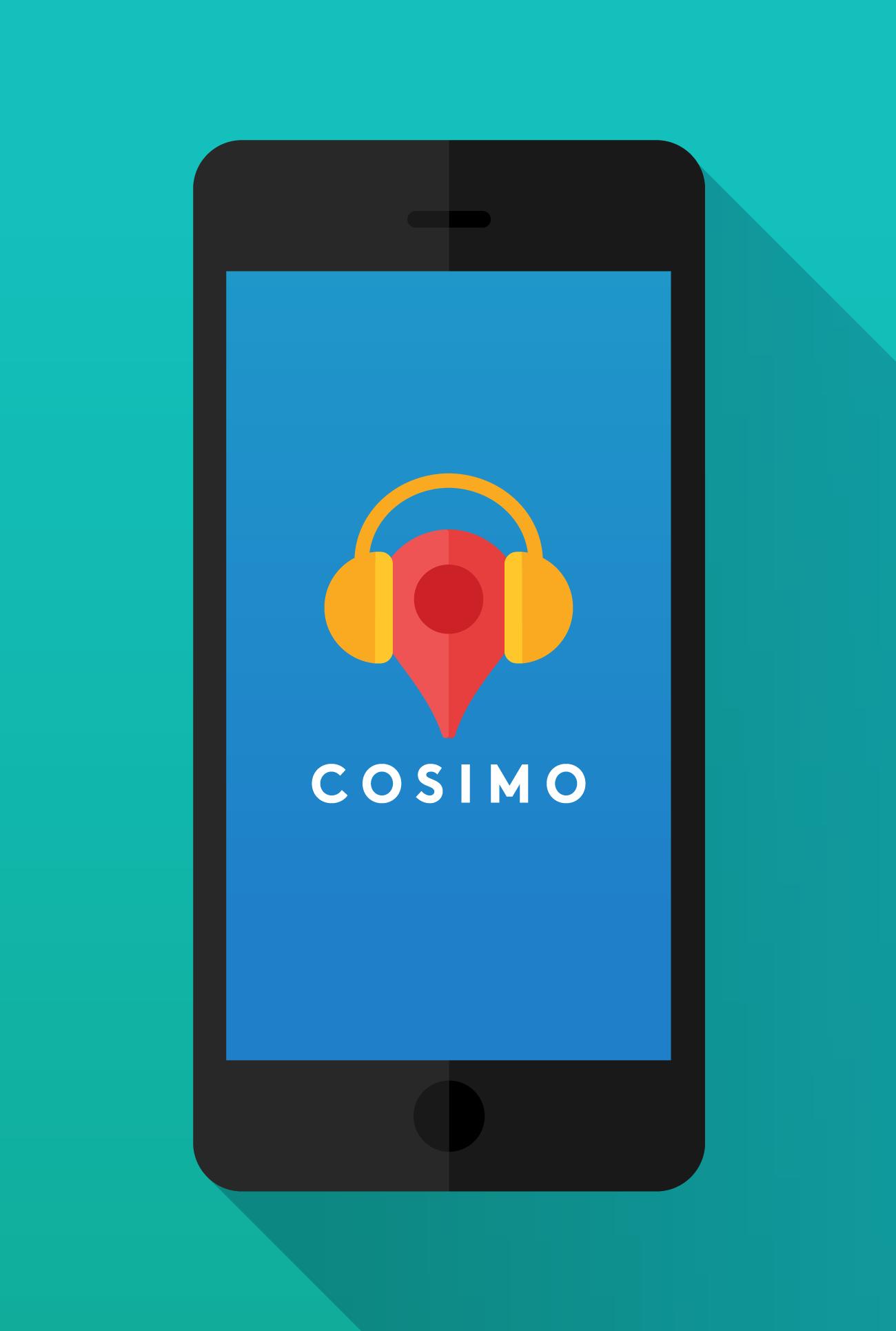 COSIMO   Brand, Web & iOS App Design