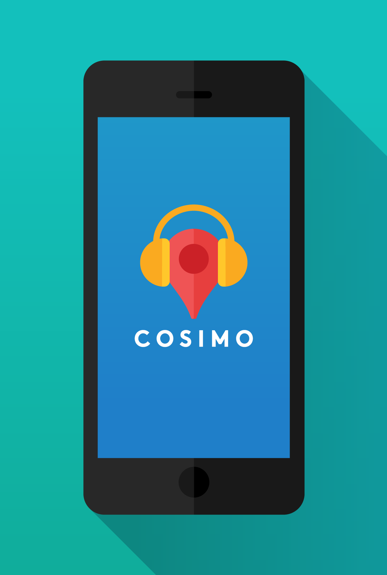 COSIMO   Web & iOS App Design