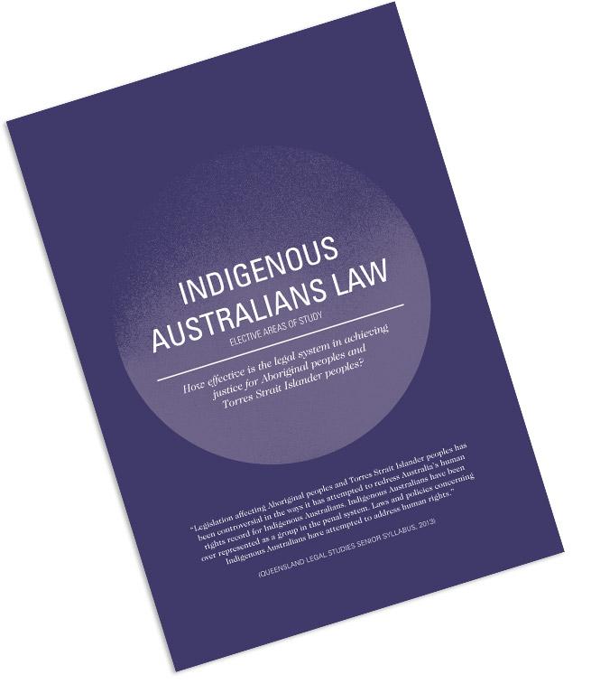 Indigenous Australians Law