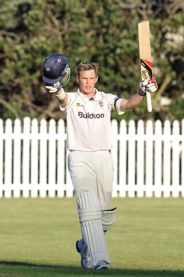 Scott Henry scores 200 no in first hit of 2013/14 season.