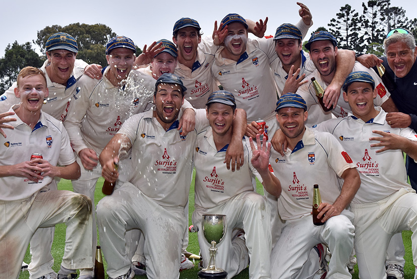 2nd Grade premiers from 2014-15, Adam Theobald, Tom Kierath, Ben Joy and Josh Toyer form a key part of the Board in 2018-19