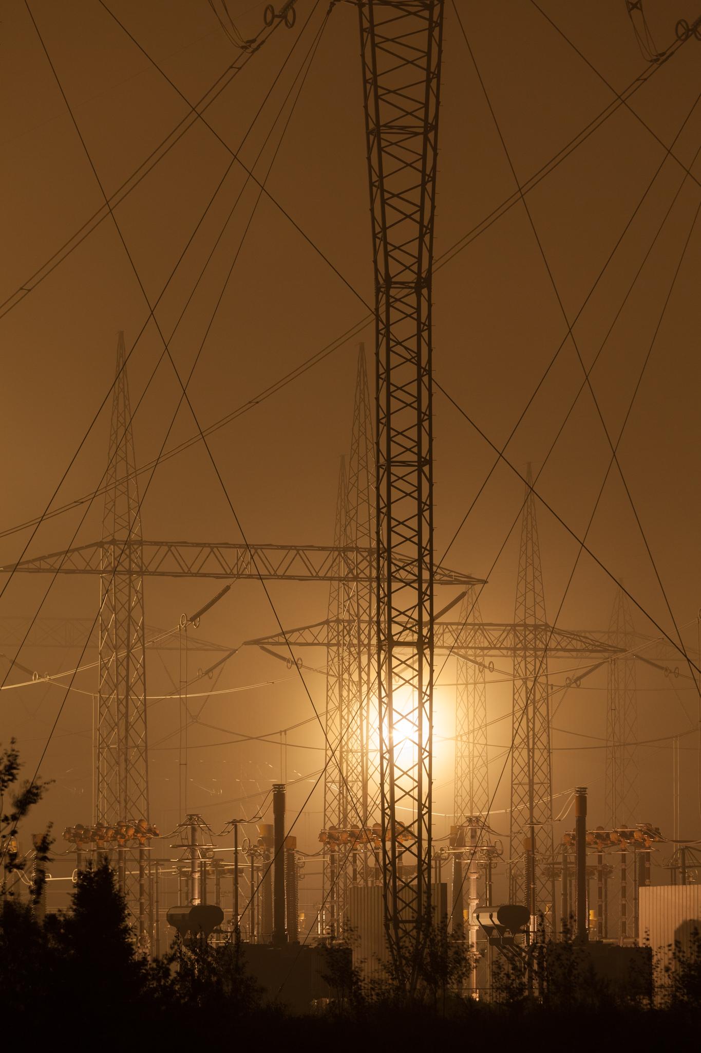 Piranesian Substation