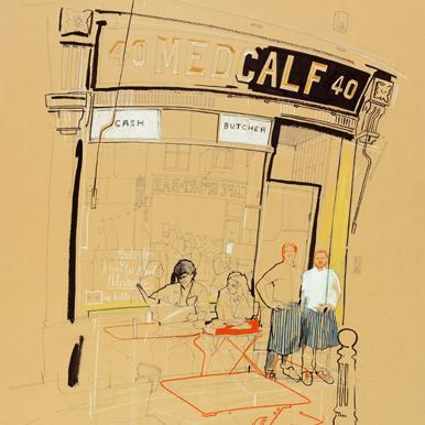 Clerkenwell Drawings