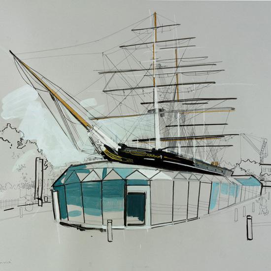 London Drawings