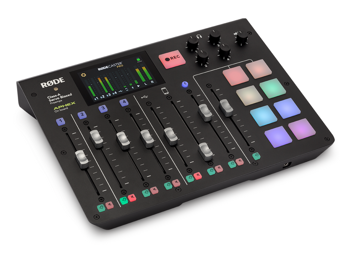 Rodecaster-Pro