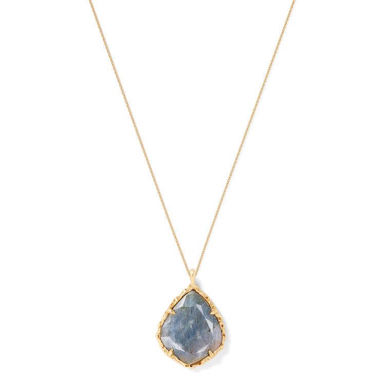 Trapezoid Necklace in Labradorite (YG).jpg