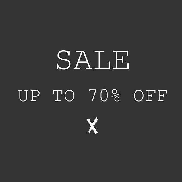 Our AW18 SALE is now on... get it before it goes | Merry Xmas & Happy Shopping 💋