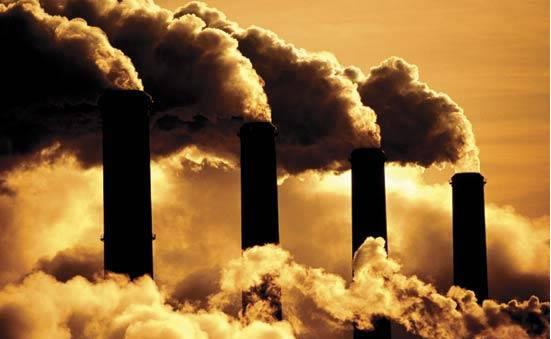E 5 amenasanan ta: sobrepoblashon, polushon, perdida di vegetashon y especie animal, calentamento global