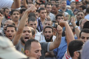 The energy of Tahrir was unrivaled by anything we've ever seen