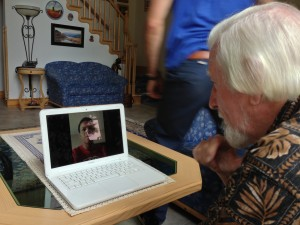 In our last visit, Carroll Spinney reviewed YouTube fan tributes