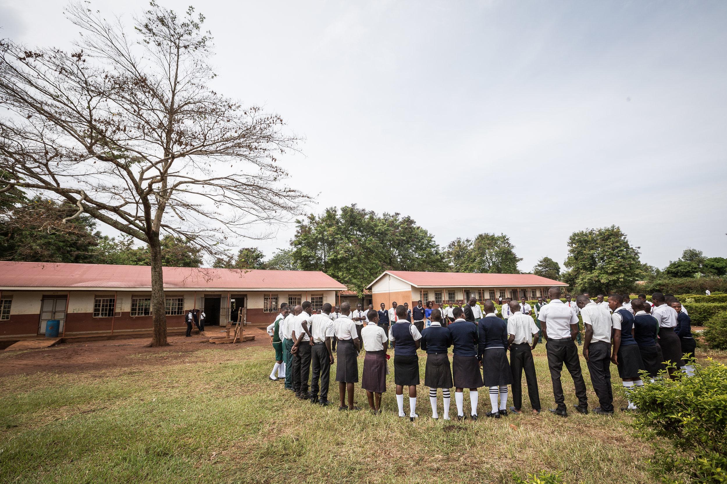 800+Educate! Partner Schools -