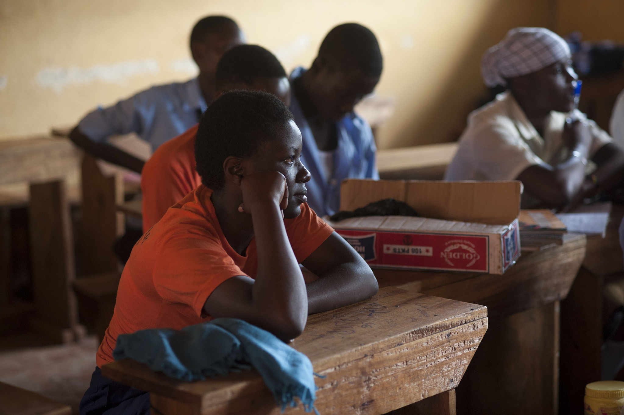 - Seven billion young people will enroll in secondary school in Africa by the end of this century