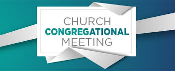 Sunday Feb. 3: Budget presentation  Sunday Feb. 10: Congregational vote