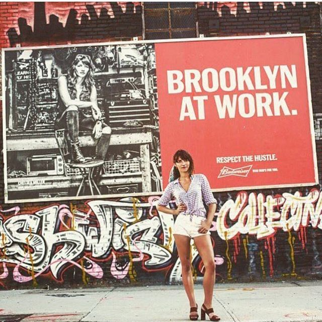 Back to work Brooklyn!  Can't wait to share all the new projects with @eater @buzzfeed  @fullmetalarts and @nowthismedia