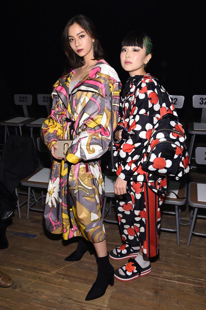 Lauren Tsai and Yuki-Young Juvenile Youth
