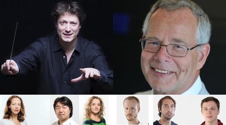 Boris Schäfer (Conductor), Achim Thorwald (Director), Jutta Böhnert (Mimi), Carlo Cho (Rodolfo), Carla Maffioletti (Musetta), Todd Boyce (Marcello), Flurin Caduff (Schaunard), Szymon Chojnacki (Colline)