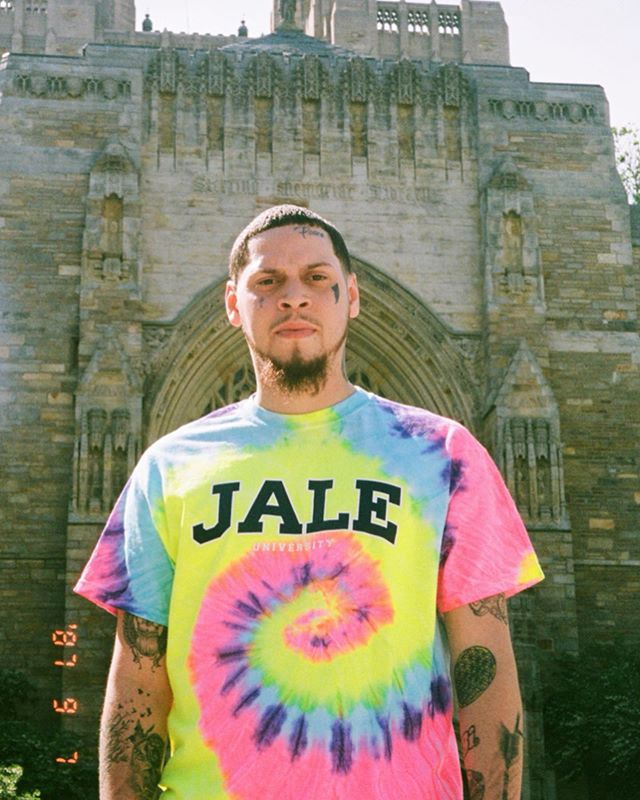 JALE by Surrounded By idiots Sophomore Orientation Capsule. At select stockist as well as online from July 5th to July 14th
