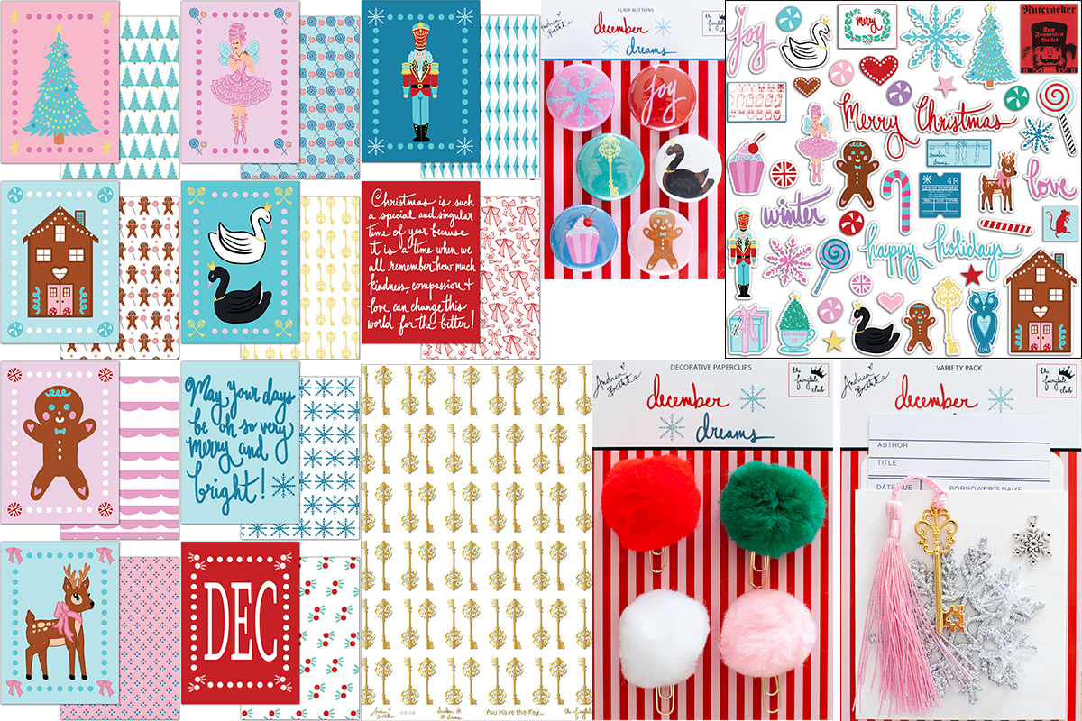 December Dreams - Planner Kit Block.jpg