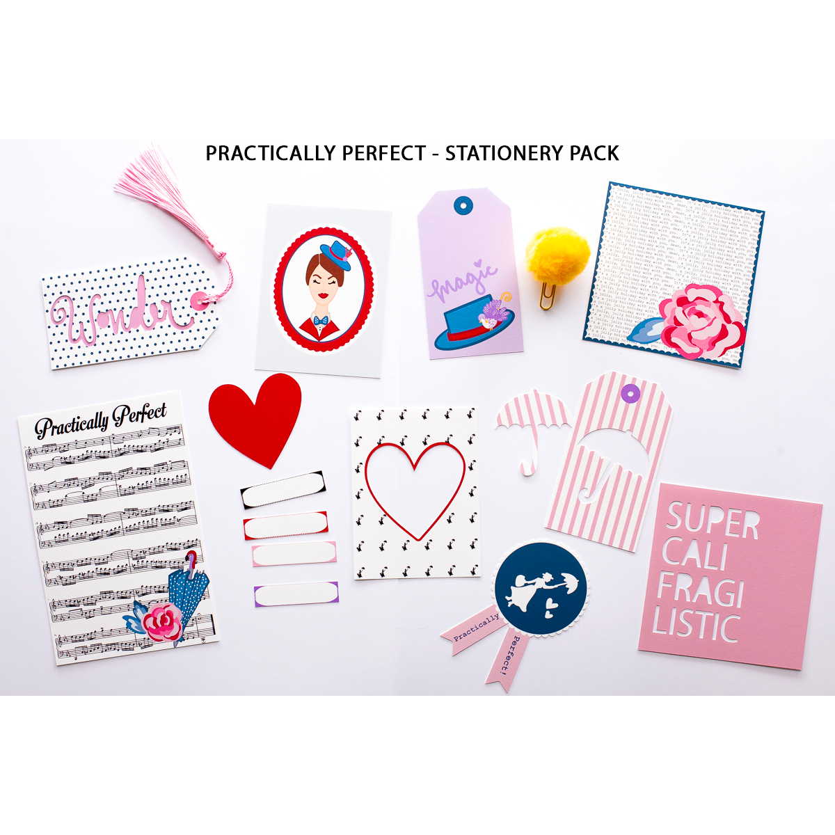 Practically Perfect - Stationery Pack with title square.jpg
