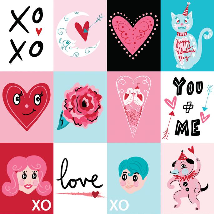 17 - You + Me - xoxo, Side A.jpg