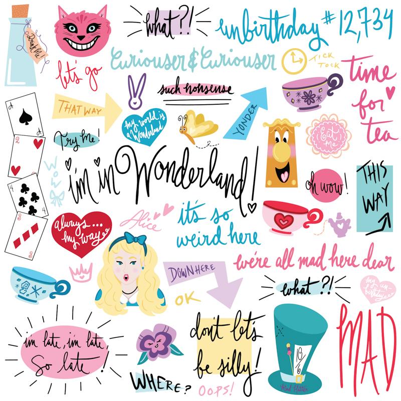 Alice in Wonderland - Paper-05.jpg